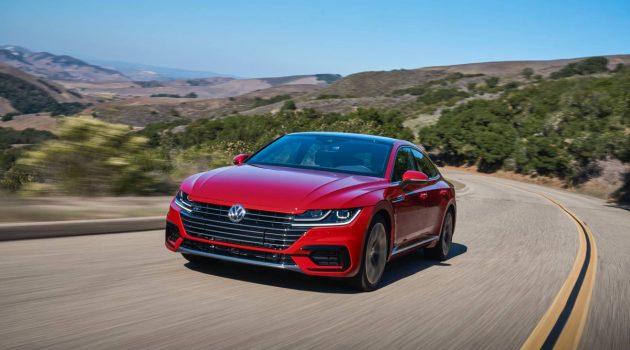 Volkswagen Arteon 与小改款 Passat 今年登陆我国!