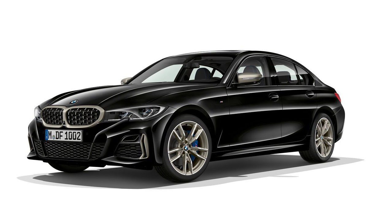 BMW G20 M340i xDrive 7月开售,仅次于 M3 的超强轿跑!