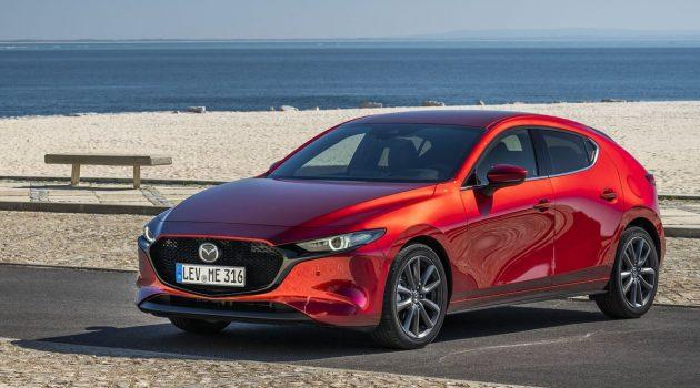 2019 Mazda3 我国预售价曝光,售价从RM 137,000起跳!