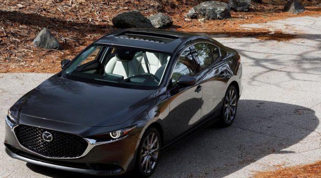 2019 Mazda3 油耗出炉,汽油版油耗居然达到17.8 km/L!
