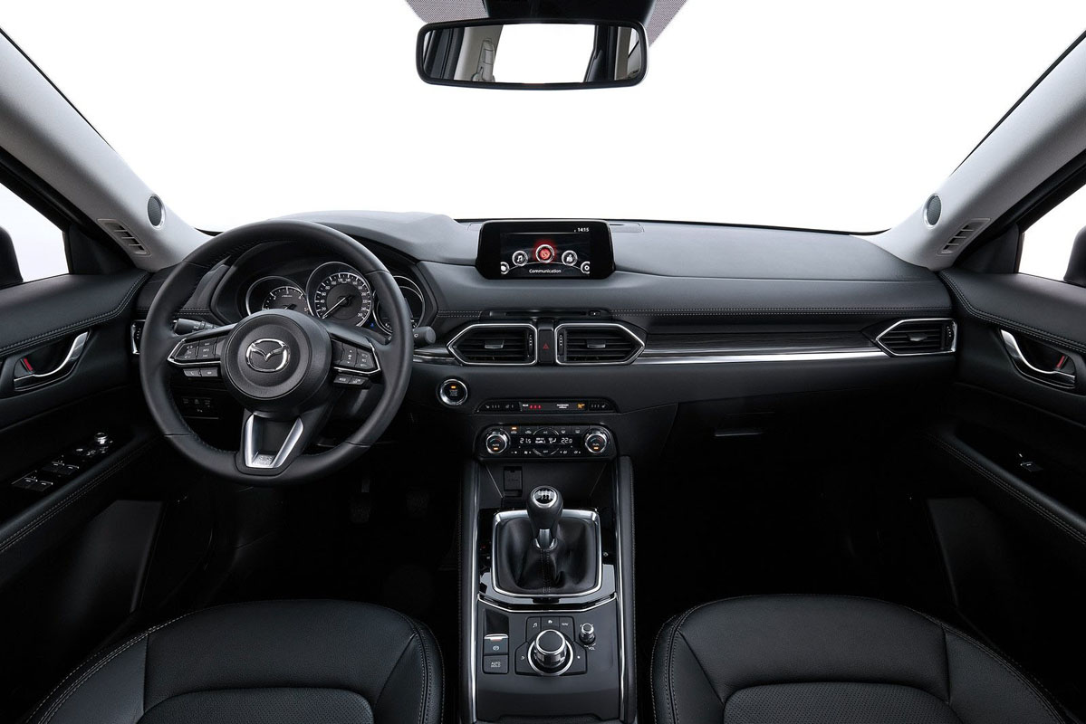 Mazda CX-5 确定在我国引进2.5T版本!