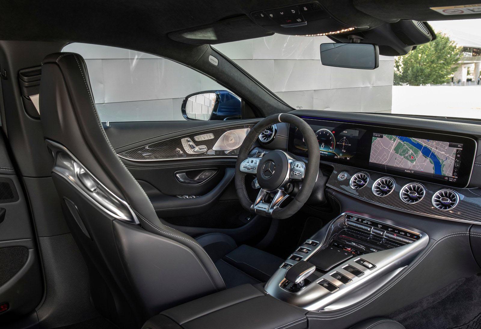 Mercedes-AMG GT 4 Door 我国发布,售价从RM 1,089,888 起跳!