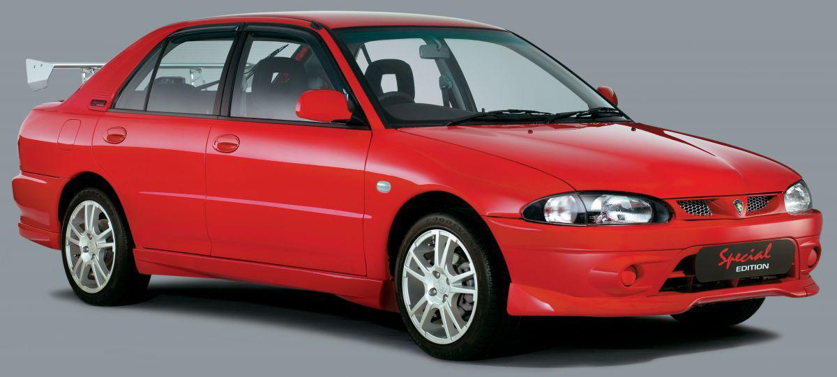 大马 God Car 系列: Proton Wira