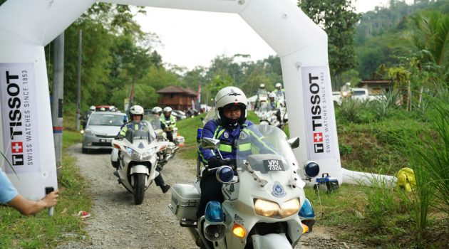 Tissot Ride To Live 2.0 活动,推广公路交通安全意识!