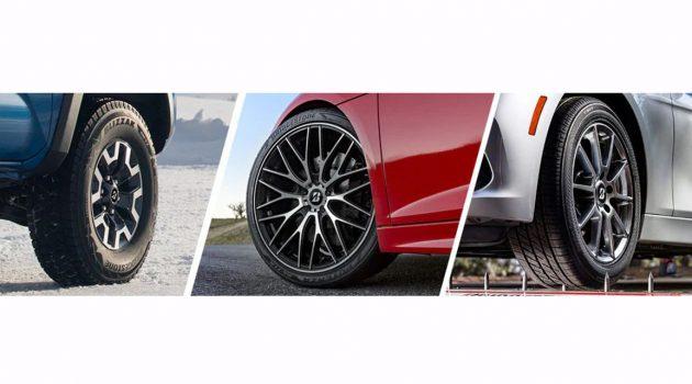 Bridgestone 推介全新的 Hazard Warranty Programme !