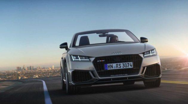 Audi TT 确认退役,以后超级小跑车将不会再出现了!
