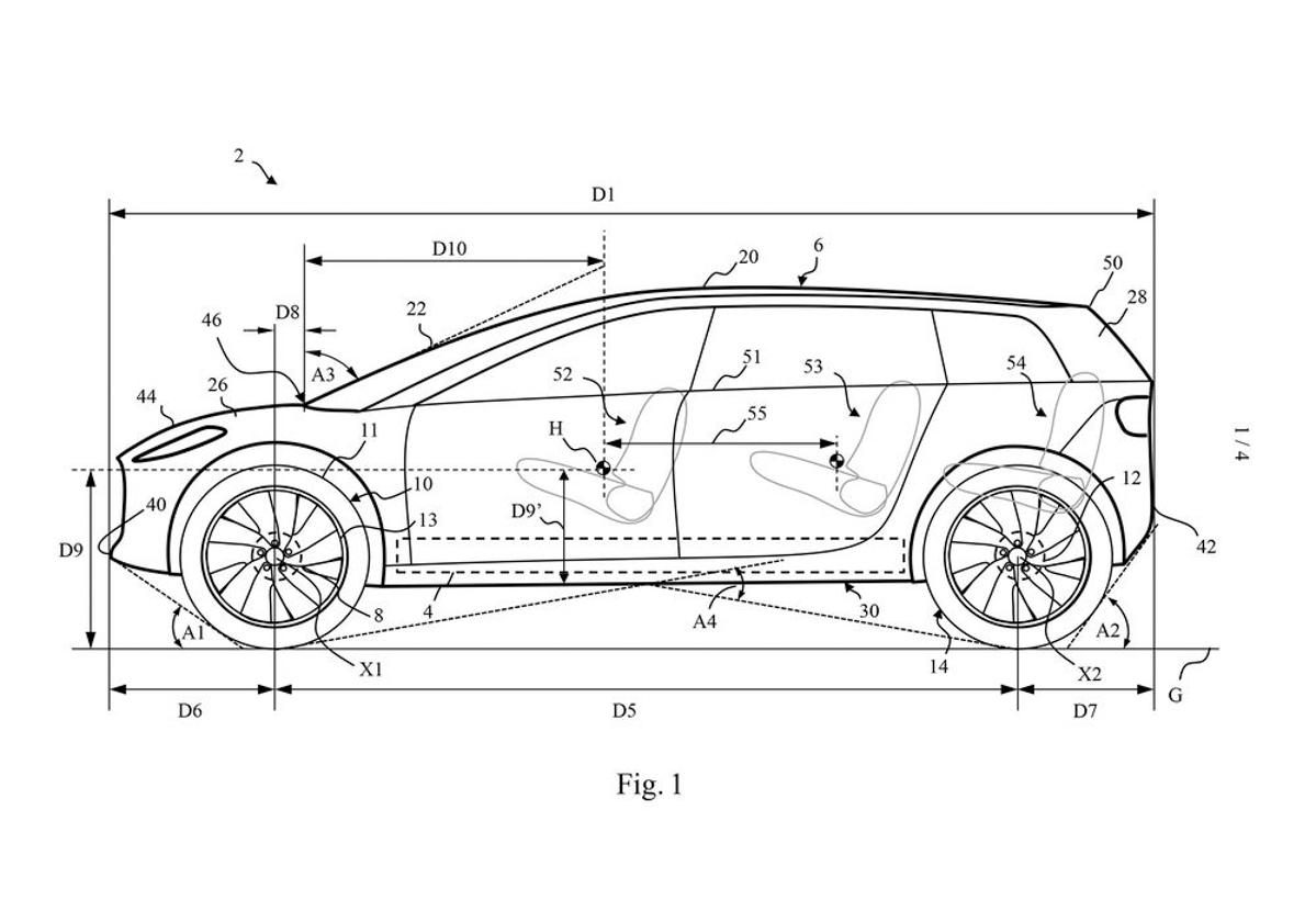 又是 SUV ! Dyson 电动汽车专利图出炉!