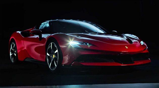 Ferrari SF90 Stradale 登场,红马首款千匹 Hybrid Hyper Car !