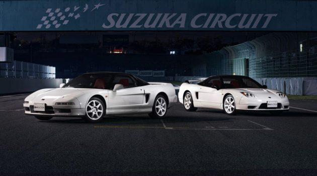 Fit 如新车!稀有 Honda NSX Type R 天价拍卖!