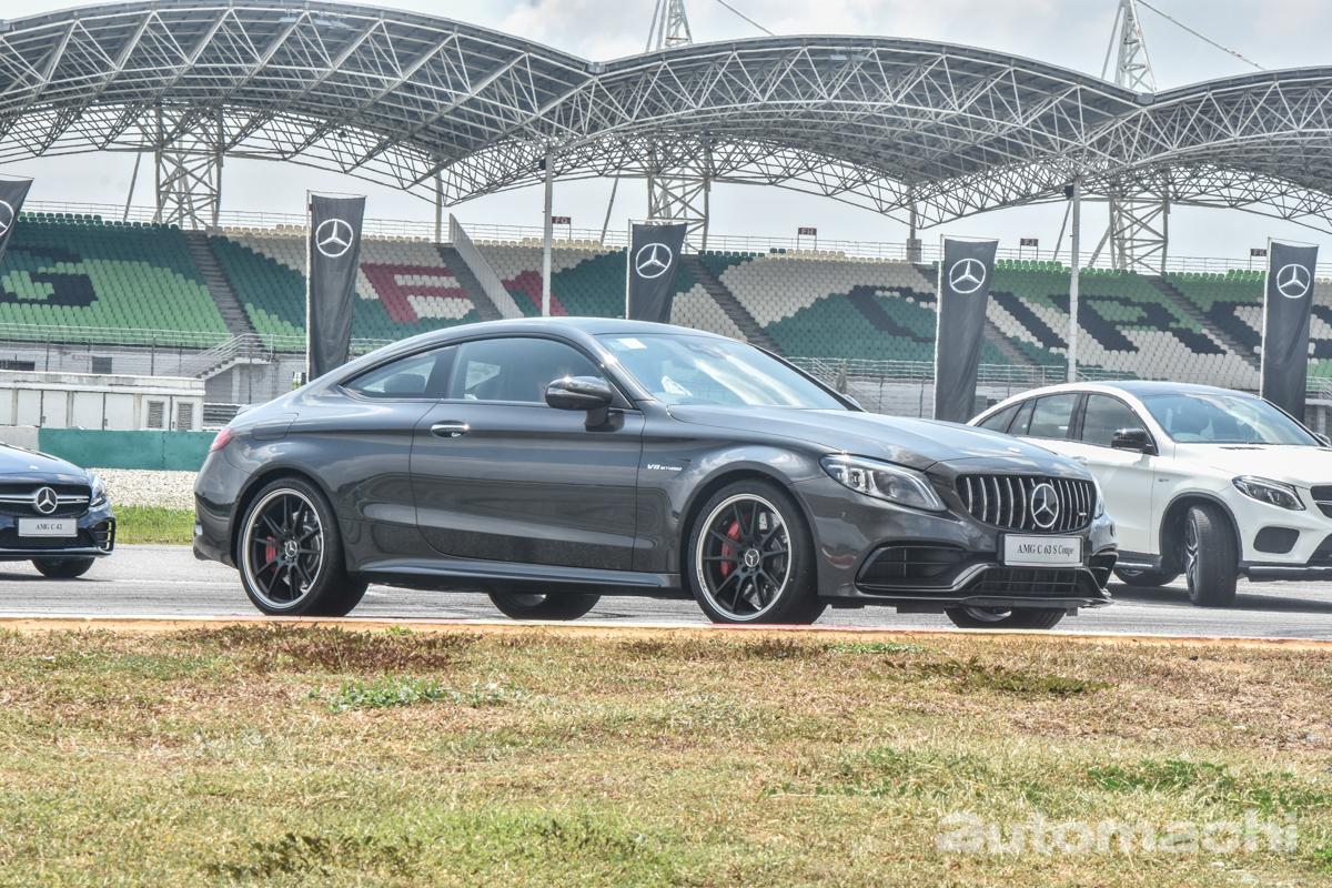Mercedes-AMG C63 登陆我国,售价从RM起跳!