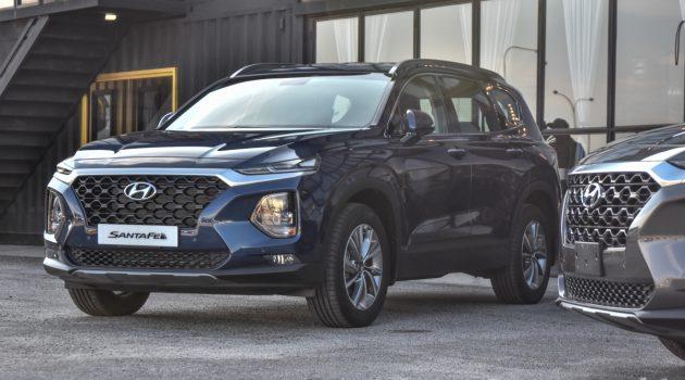 2019 Hyundai Santa Fe 正式发表,售价从RM 169,888起跳!