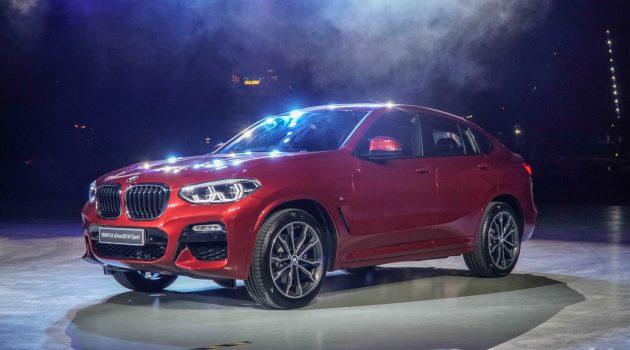 BMW X4 G02 我国正式发布,预计售价RM 380,000