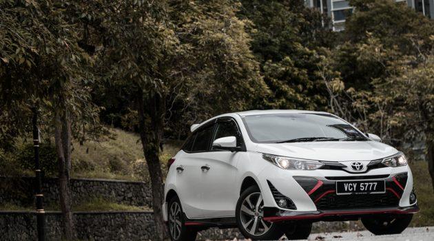 2019 Toyota Yaris ,它有一颗热血的心!