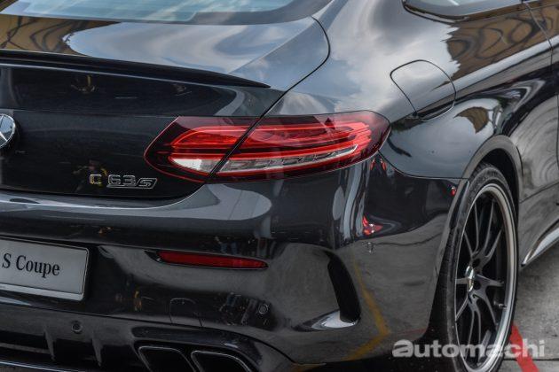 Mercedes-AMG C63 登陆我国,售价从RM 768,888起跳!