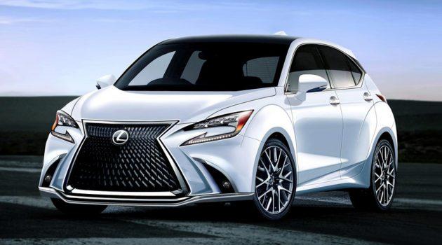 UX 有弟弟了! Lexus 计划推出更入门休旅车!