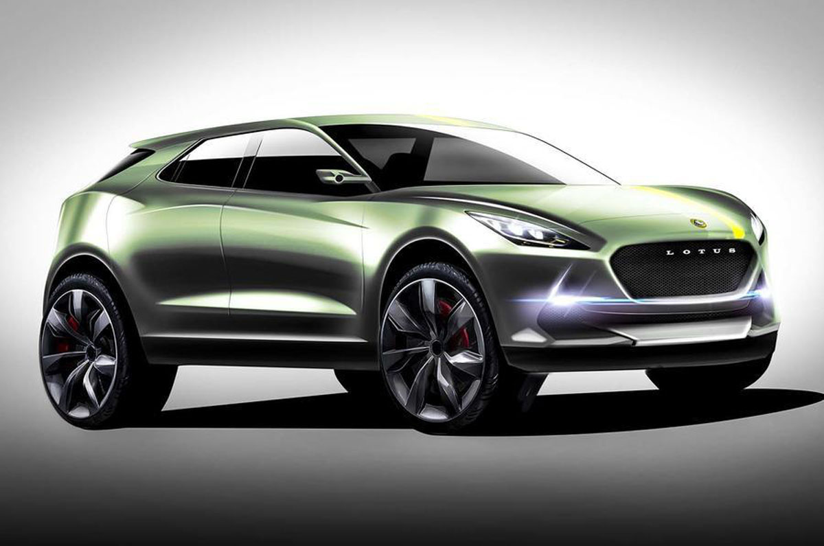 Lotus 不止造跑车,未来或进军四门房车市场!