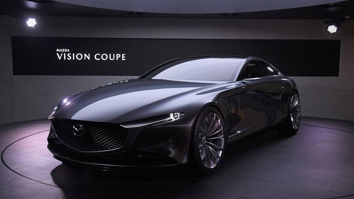 Mazda6 大改款2020年3月登场?化身后驱轿跑!