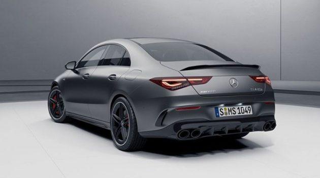 原厂又摆乌龙, Mercedes-AMG CLA 45 官图泄露!