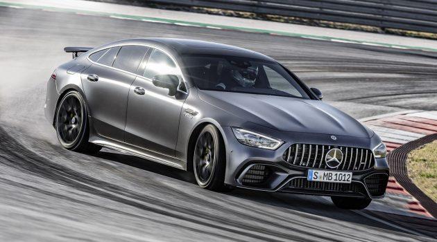 告别了纯后驱, Mercedes-AMG 还有这项秘密武器!
