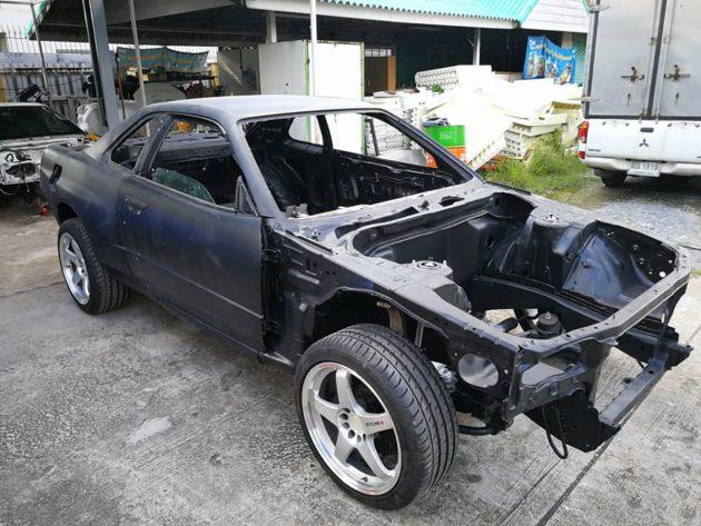 """泰会玩!混代""""东瀛战神"""" Nissan Skyline GT-R 出场!"""