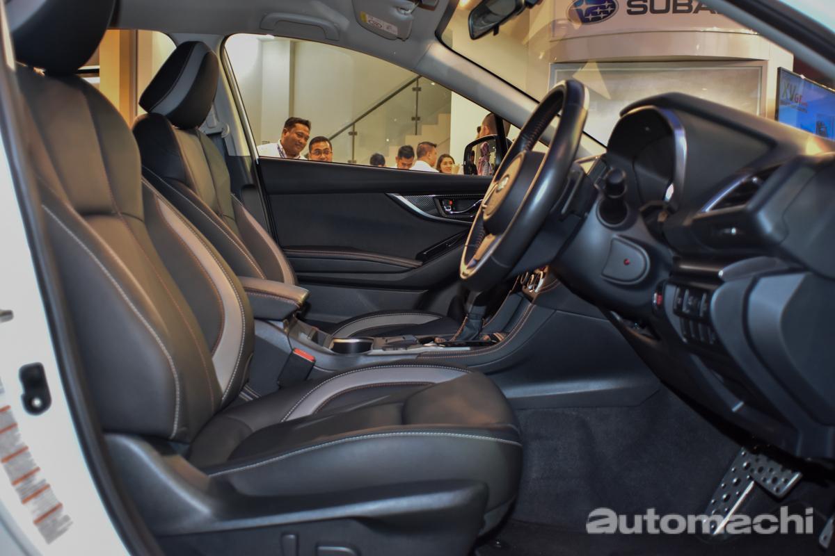 Subaru XV GT Edition 登陆我国,售价 RM 130,788 !
