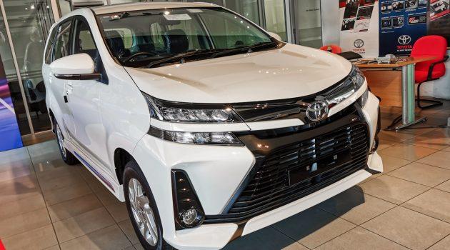 2019 Toyota Avanza 实车现身,RM 80,888 起跳!