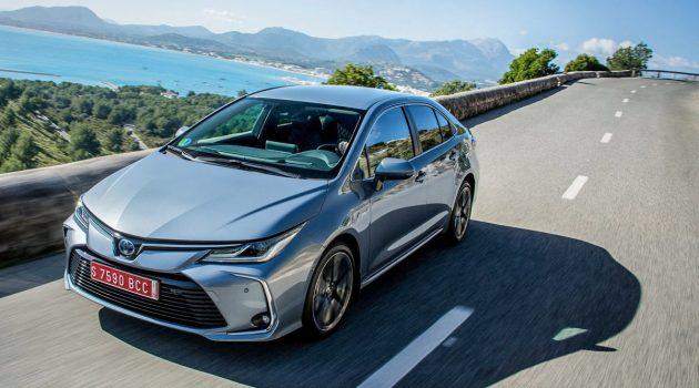 Euro NCAP 成绩出炉, Toyota Corolla 获5星评价!