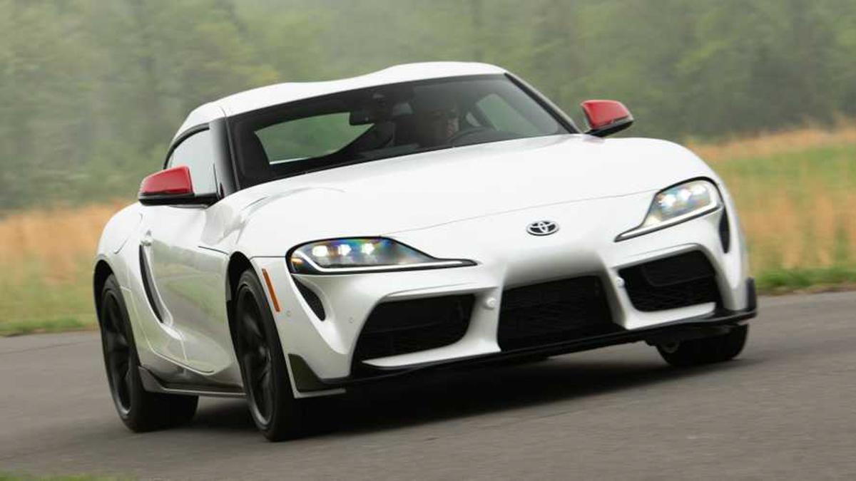 牛魔王实测! Toyota Supra A90 3.8秒就破百!