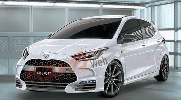 Toyota Yaris GRMN 细节曝光,最大马力或达250 PS!