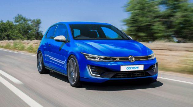 下一代 Volkswagen Golf R 不搭载飘移模式!