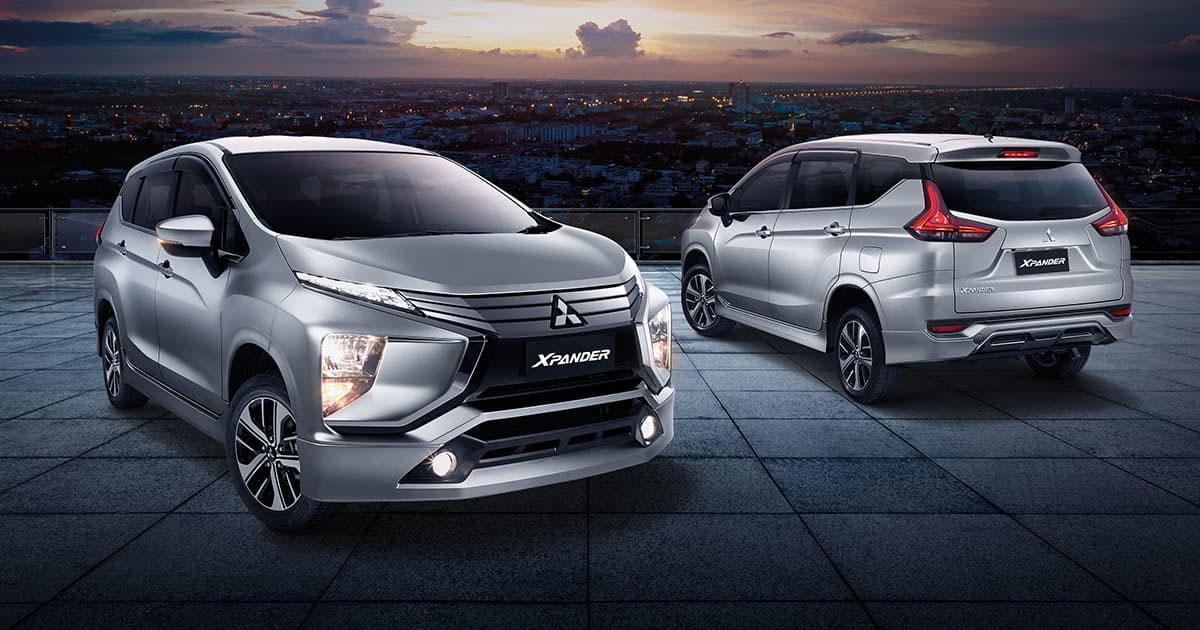 Mitsubishi Xpander 或以 CKD 方式在我国销售!