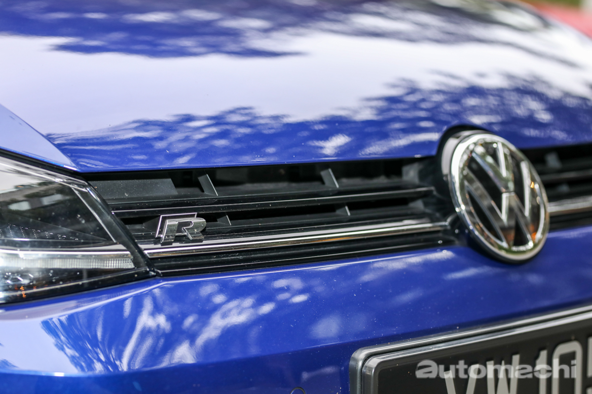 Volkswagen Golf R 3 Door ,它有什么好玩?