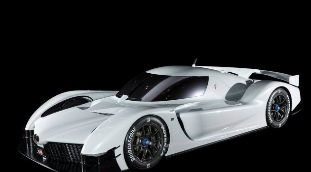 Toyota GR Super Sport 跑车确定开发中!马力是 Supra 的三倍!