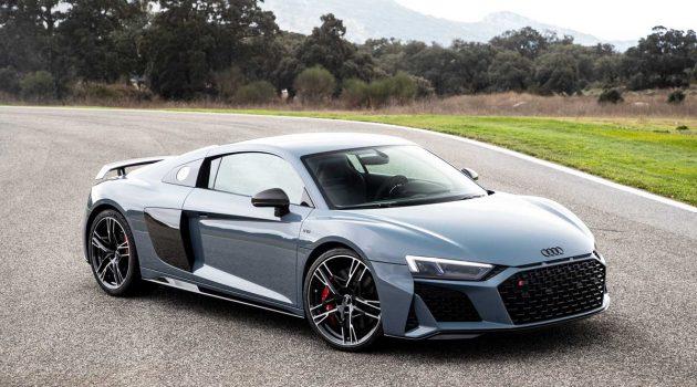 Audi 表示下一代的 Audi R8 将会成为电动超跑!