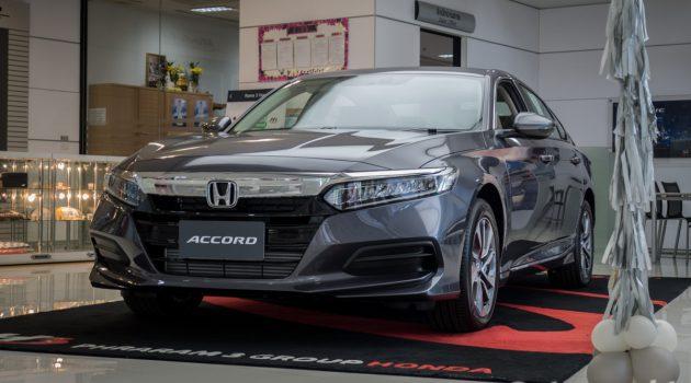 大版虾面!泰规 2019 Honda Accord 实车鉴赏!