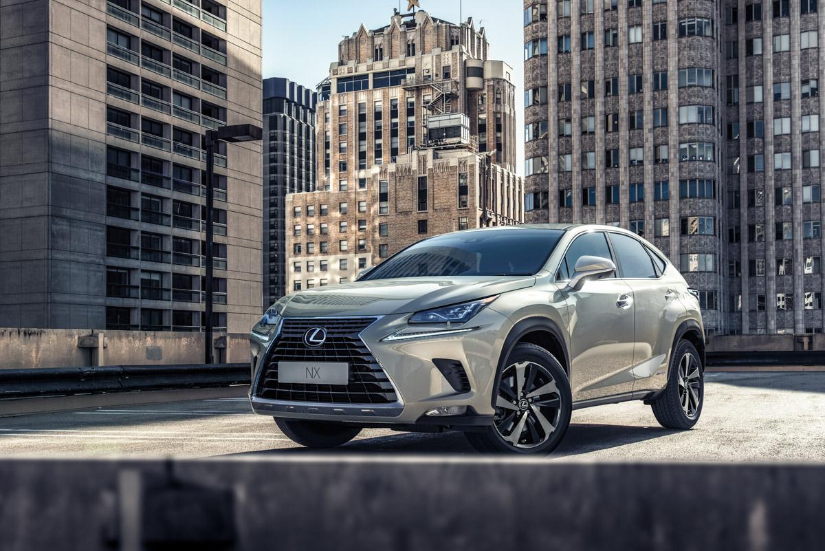 2019 Lexus NX 接受预订,RM 313,888 起跳!