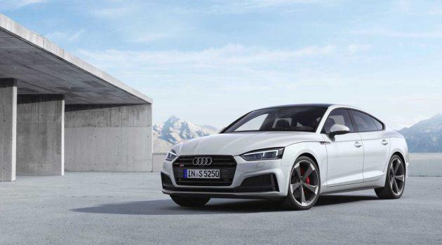 Audi S5 Sportback recon车现身我国,价格约RM 390,000!
