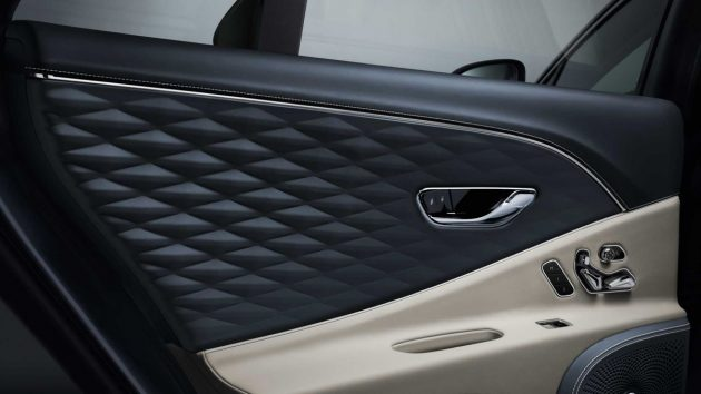 626 hp 奢华房跑, 2020 Bentley Flying Spur 发布!