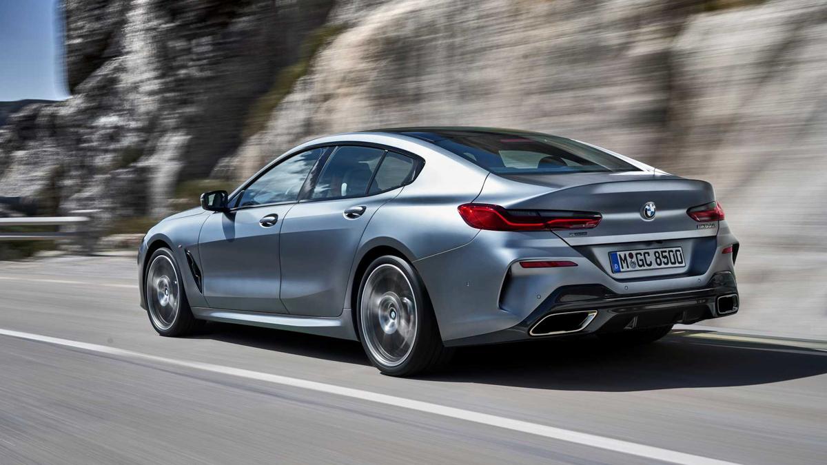 美型旗舰房跑! 2020 BMW 8 Series Gran Coupe 正式登场!