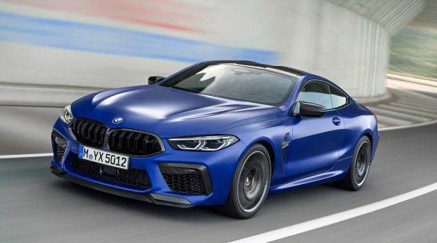 8系列老大来了, 2020 BMW M8 正式发表!