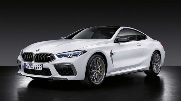 BMW M8 M Performance ,除了帅还是帅!