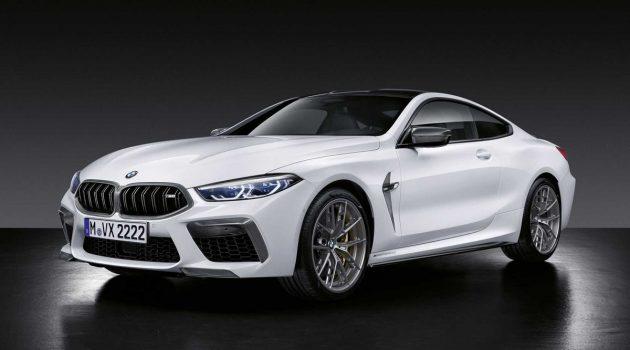 BMW M8 M Performance ,除了帅还是帅!