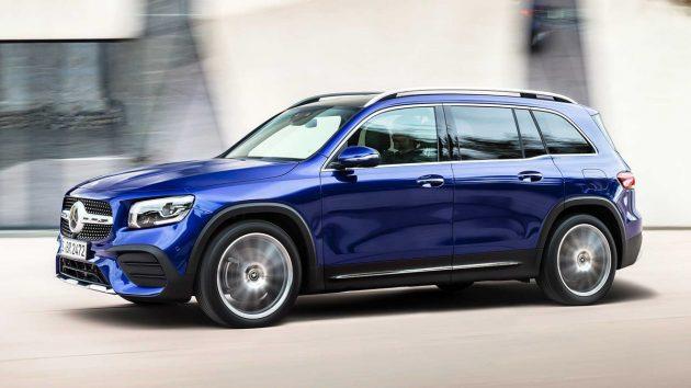 最新入门7人座SUV, 2020 Mercedes-Benz GLB 正式发布!