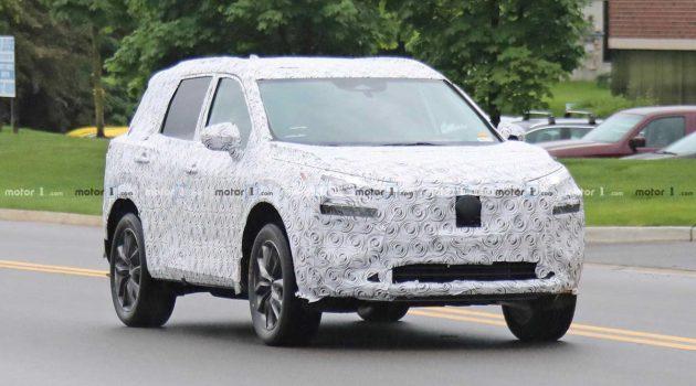 真的来了!新一代 Nissan X-Trail 被捕获路试!