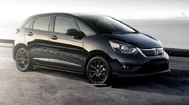 2020 Honda Fit 有可能会推出 Type R 版本?