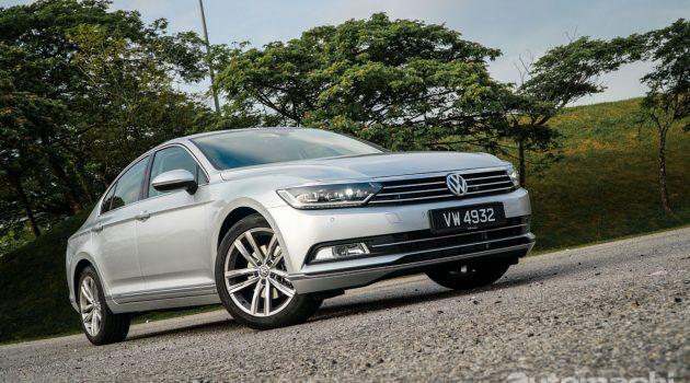最超值准新车: Volkswagen Passat Highline