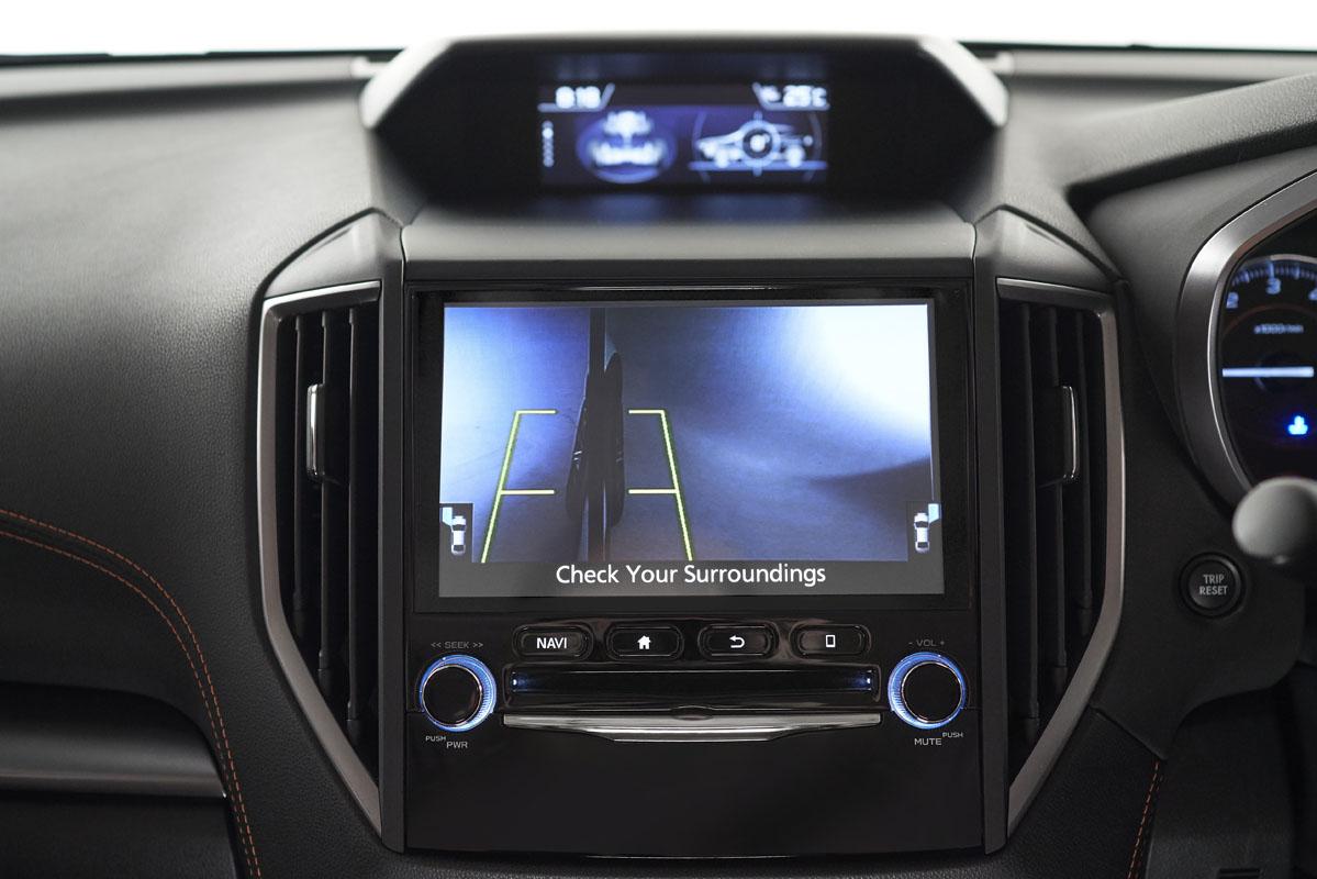 Subaru XV GT Edition ,超帅气的跨界车!!