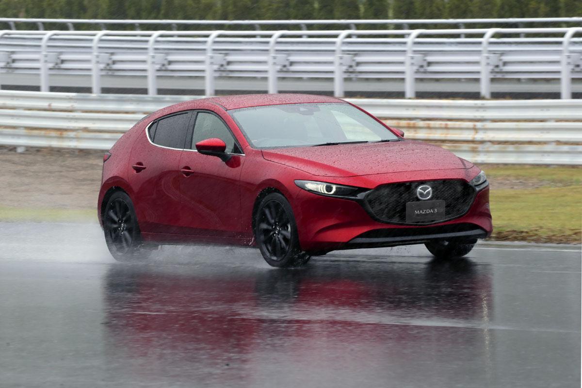 2019 Mazda3 剖析:赛道试驾体验篇!