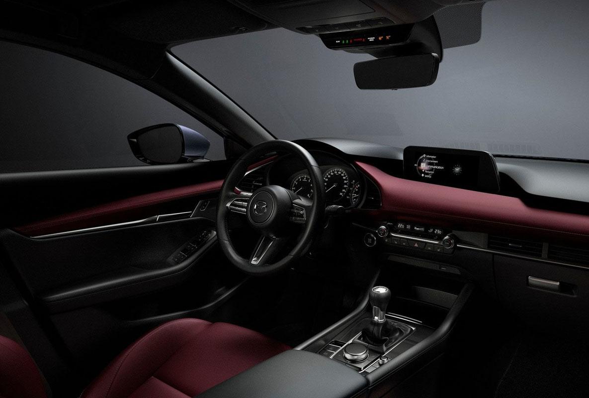 2019 Mazda3 剖析:内装设计进化篇