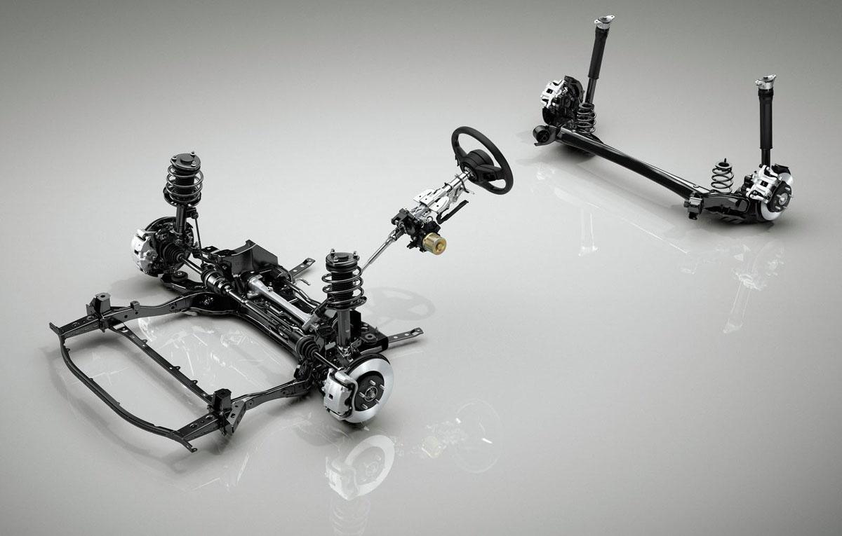 2019 Mazda3 剖析:底盘操控改良篇!